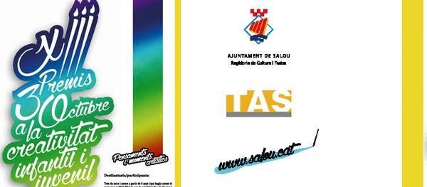 Salou presenta las bases de la XIII edición del Premio 30 de Octubre a la creatividad infantil y juvenil