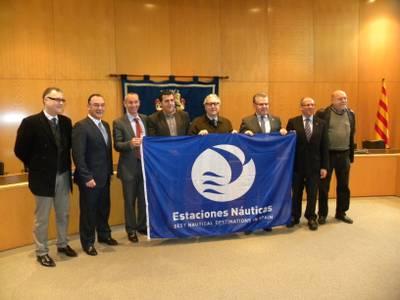 Salou revalida el apoyo por décimo año consecutivo estación náutica de la Costa Daurada