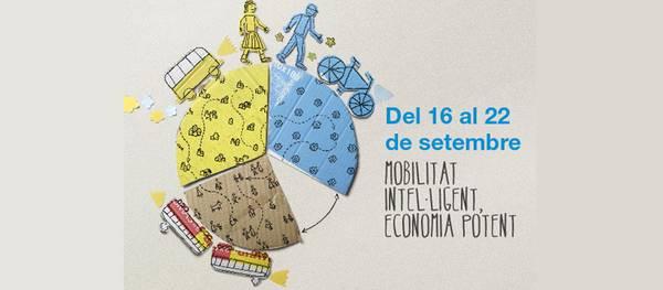 Salou se suma a los actos de la Semana de la Movilidad Sostenible y Segura