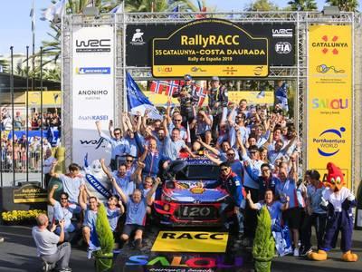 Salou será el epicentro del 56 RallyRACC Catalunya-Costa Daurada, que se disputará los próximos 23 y 24 de octubre de 2020