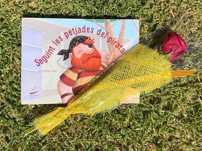 Salou vive una Diada de Sant Jordi de verano diferente con entusiasmo y esperanza