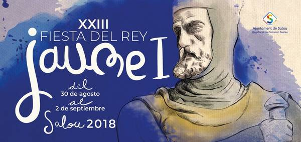 Salou volverá a la edad medieval en la XXIII edición de la Fiesta del Rey Jaume I