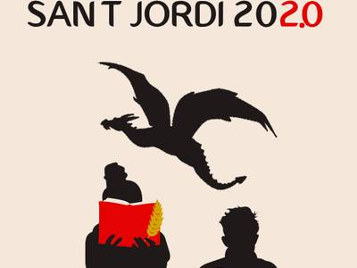 Salou vuelve a celebrar la Diada de Sant Jordi mañana jueves, 23 de julio, con actividades que giran en torno a la leyenda del caballero y el dragón