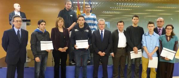 Se entregan los diplomas a los participantes en los Planes de Empleo y formación de Salou
