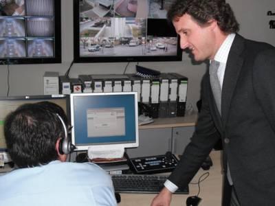 Seguridad Ciudadana de Salou a través de la Policía Local participa en un curso sobre el software de gestión SIPCAT para los cuerpos de seguridad y emergencias