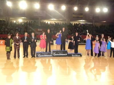 Todo listo para la XIV edición del Spanish Open de bailes