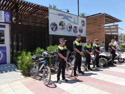 Policia Local - Comissaria de Platja