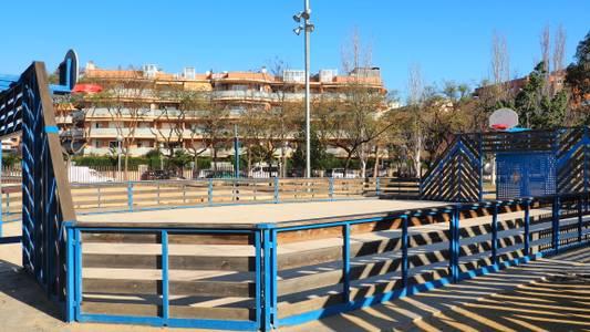Zona Esportiva Parc Municipal